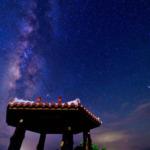 星空フォトコンテストのイメージ写真