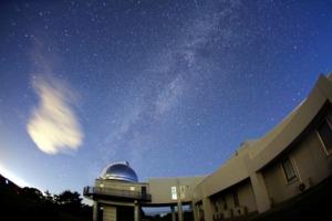美星天文台 天の川