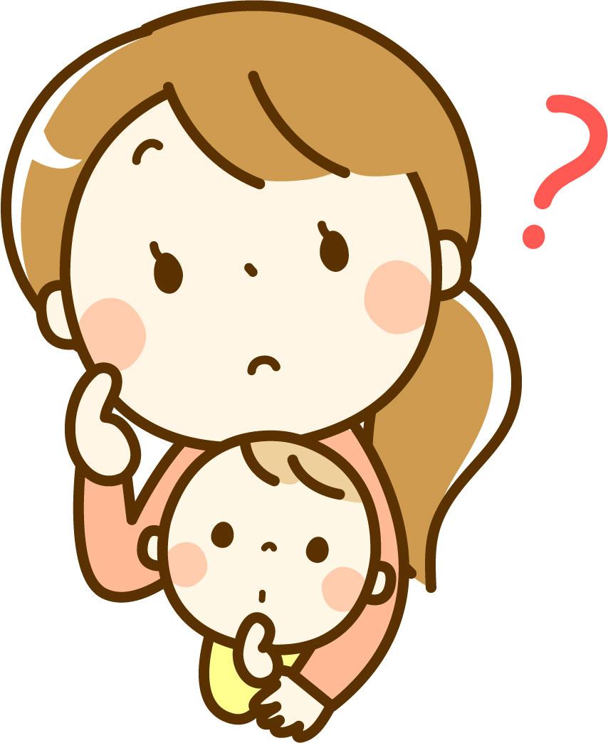 寝すぎる赤ちゃんに悩みを持っているママ