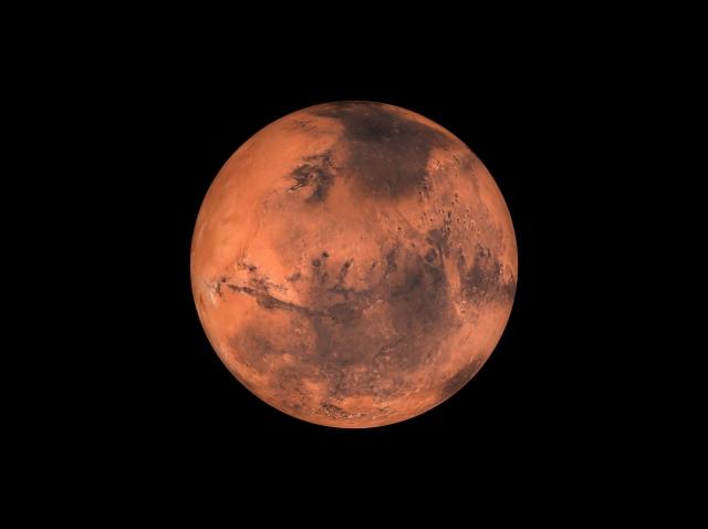 探査目的地「火星」